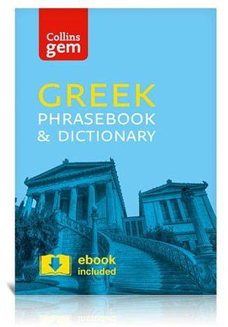 Collins Greek Phrasebook and Dictionary Gem Edition