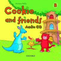 COOKIE AND FRIENDS B CD (1)