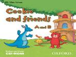 COOKIE AND FRIENDS A & B CD-ROM