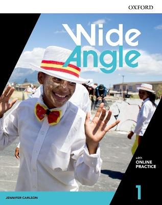 WIDE ANGLE 1 SB (+ ONLINE PRACTICE)