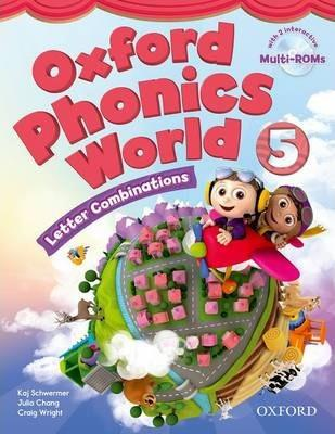 OXFORD WORLD PHONICS 5 SB
