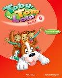TOBY TOM AND LOLA JUNIOR B TEACHER S
