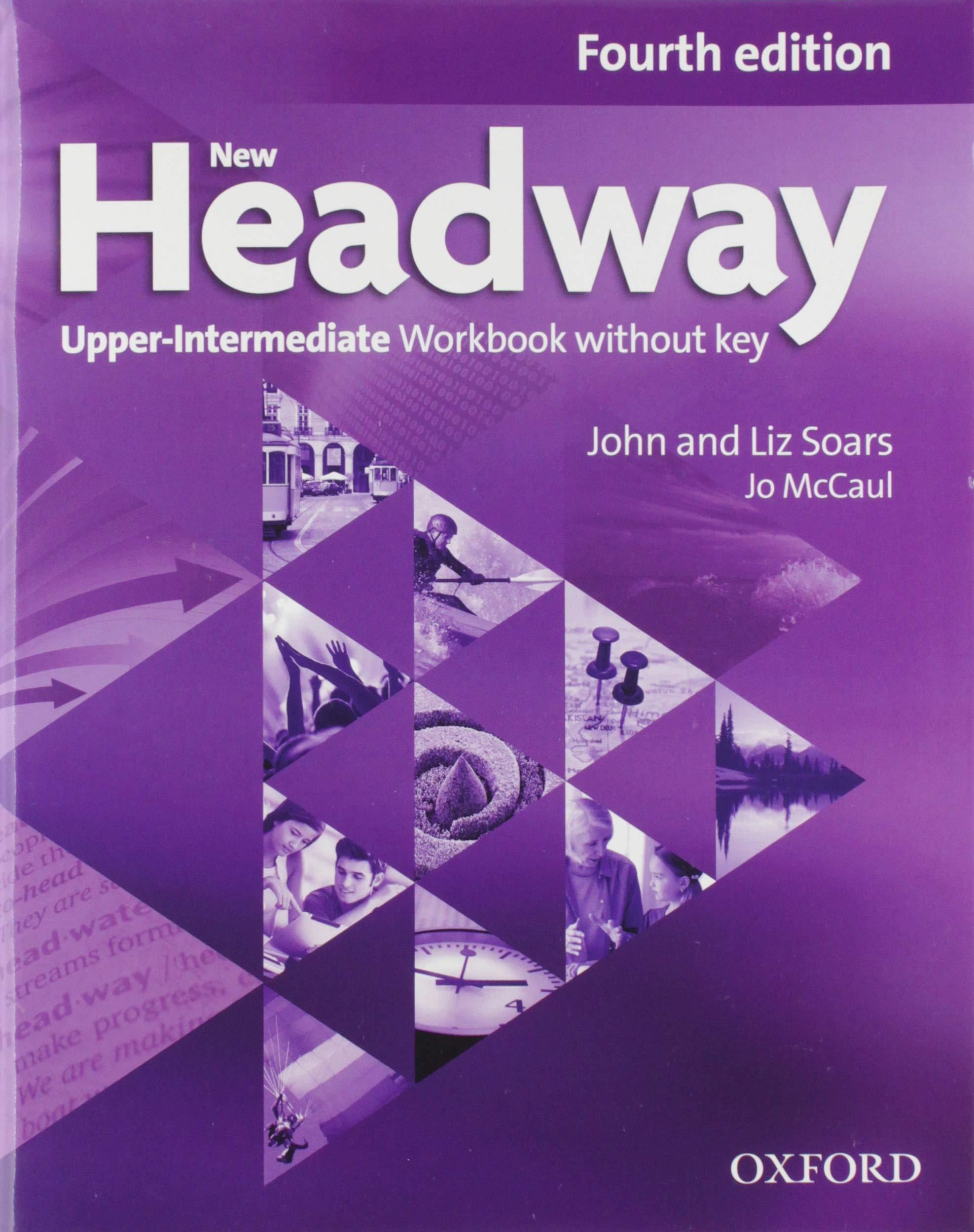 NEW HEADWAY UPPER-INTERMEDIATE WB (+ iCHECKER) 4TH ED