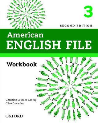 AMERICAN ENGLISH FILE 3 WB 2ND ED