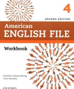 AMERICAN ENGLISH FILE 4 WB 2ND ED
