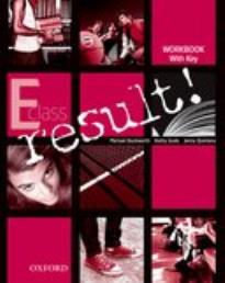 RESULT E CLASS WORBOOK WITH KEY (+CD)