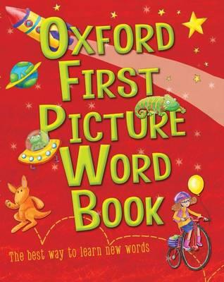 OXFORD FIRST PICTURE WORD BOOK PB