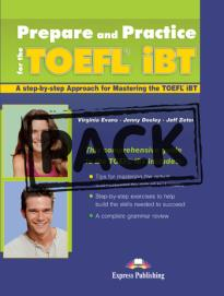 PREPARE AND PRACTICE FOR THE TOEFL IBT STUDENT S PACK (+KEY+CDs)