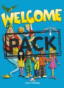 WELCOME 1 STUDENT S BOOK (+DVD)