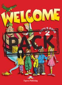 WELCOME 2 STUDENT S BOOK (+DVD)