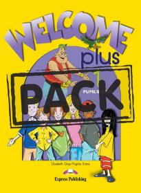 WELCOME PLUS 1 STUDENT S BOOK (+DVD)