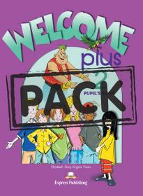 WELCOME PLUS 2 STUDENT S BOOK (+DVD)