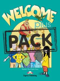 WELCOME PLUS 3 STUDENT S BOOK (+DVD)
