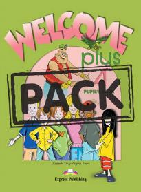 WELCOME PLUS 4 STUDENT S BOOK (+DVD)