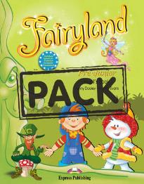 FAIRYLAND PRE-JUNIOR STUDENT S BOOK (+CD+DVD+ieBOOK)
