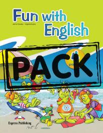 FUN WITH ENGLISH 4  PRIMARY STUDENT S PACK (+MULTI-ROM)