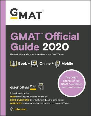 GMAT OFFICIAL GUIDE 2020 PB