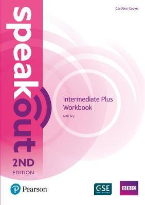 SPEAK OUT INTERMEDIATE PLUS WB WITH KEY 2ND ED