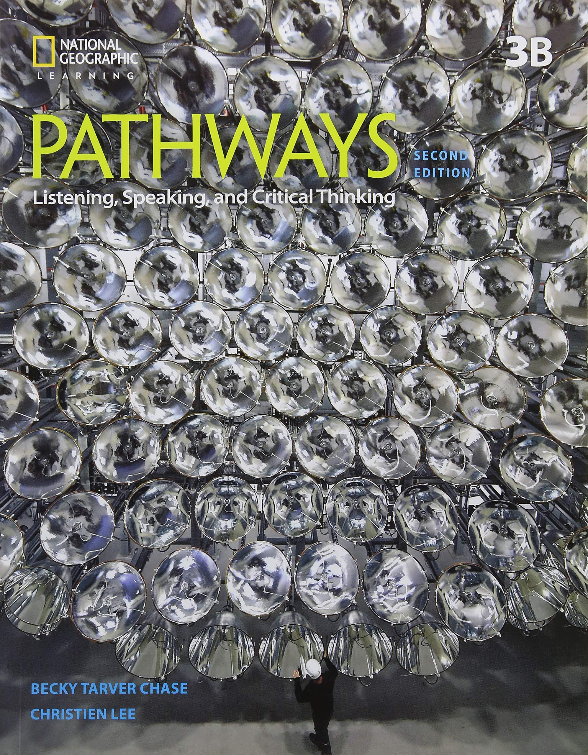 PATHWAYS LISTENING AND SPEAKING & CRITICAL THINKING 3 SB (+ ONLINE WB ACCESS CODE) SPLIT 3B