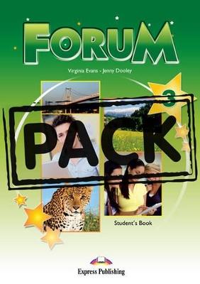 FORUM 3 STUDENT S PACK (SB+COMPANION+WKBK+ieBOOK)