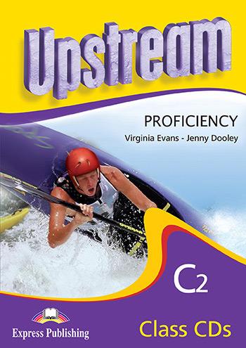 UPSTREAM PROFICIENCY C2 CLASS CDs(6)
