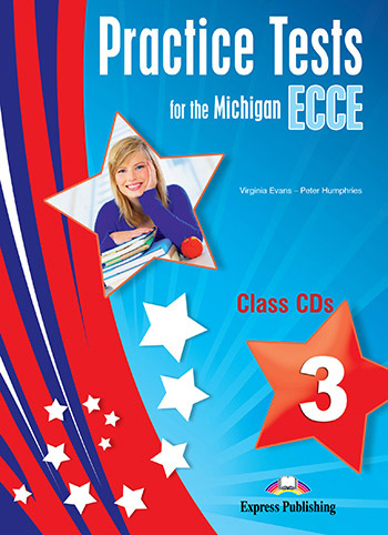 PRACTICE TESTS FOR MICHIGAN ECCE 3 CDs (3)