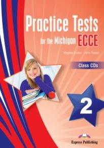 PRACTICE TESTS FOR MICHIGAN ECCE 2 CDs(3)