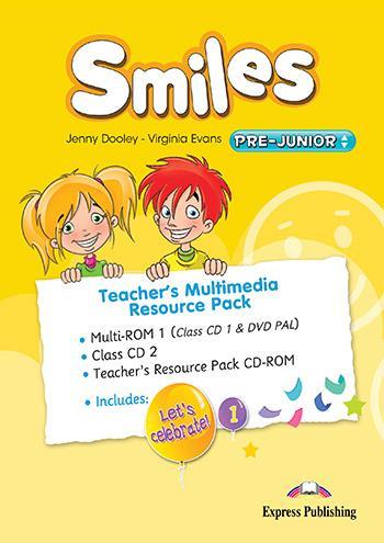 SMILEYS PRE-JUNIOR TEACHER S MULTIMEDIA RESOURCE PACK