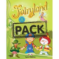 FAIRYLAND PRE-JUNIOR POWER PACK (STUDENT S+WORKBOOK+CD+DVD+ieBOOK)