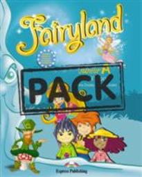 FAIRYLAND JUNIOR A POWER PACK (STUDENT S+WORKBOOK+ALPHABET+VOC. & GRAMMAR PRACTICE+CD+DVD+ieBOOK)