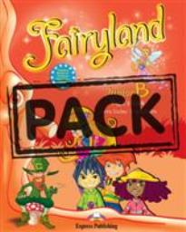 FAIRYLAND JUNIOR B POWER PACK (STUDENT S+WORKBOOK+ALPHABET+VOC. & GRAMMAR PRACTICE+CD+DVD+ieBOOK)