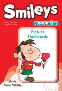SMILEYS JUNIOR B PICTURE FLASHCARDS