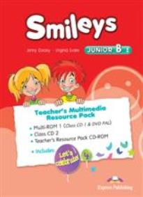 SMILEYS JUNIOR B TEACHER S MULTIMEDIA RESOURCE PACK