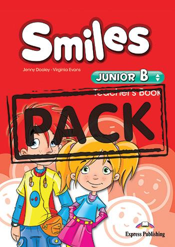 SMILEYS JUNIOR B TEACHER S BOOK (+POSTERS)