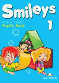 SMILEYS 1 STUDENT S BOOK  PACK (+CD-ROM+ieBOOK+My First ABC+Let s Celebrate)