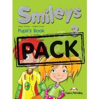 SMILEYS 3 STUDENT S BOOK  PACK (+ieBOOK+My First ABC+Let s Celebrate 3)