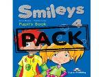 SMILEYS 4 STUDENT S PACK (STUDENT S+ieBOOK+LET S CELEBRATE 4)