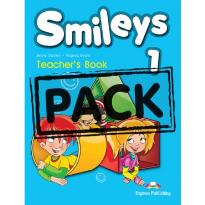 SMILEYS 1 TEACHER S BOOK (+POSTERS+LET S CELEBRATE 1)