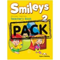 SMILEYS 2 TEACHER S BOOK (+POSTERS+LET S CELEBRATE 2)