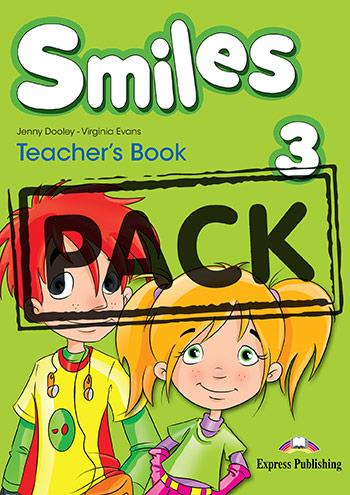SMILEYS 3 TEACHER S BOOK (+POSTERS+LET S CELEBRATE 3)