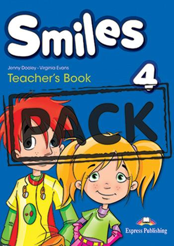SMILEYS 4 TEACHER S BOOK (+POSTERS+LET S CELEBRATE 4)