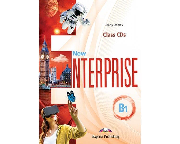 NEW ENTERPRISE B1 CD CLASS (3)