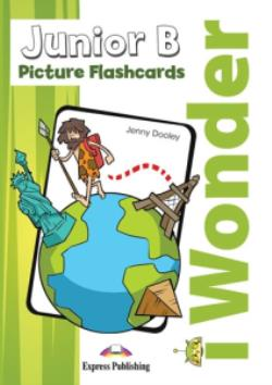 iWONDER JUNIOR B FLASHCARDS