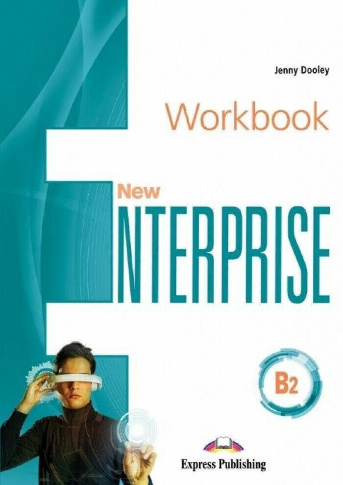NEW ENTERPRISE B2 WB (+ DIGIBOOKS APP)