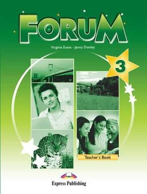 FORUM 3 TEACHER S BOOK