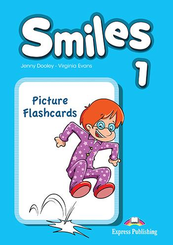SMILEYS 1 PICTURE FLASHCARDS