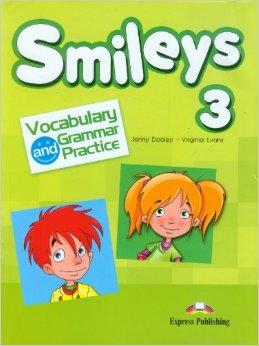 SMILEYS 3 VOCABULARY & GRAMMAR