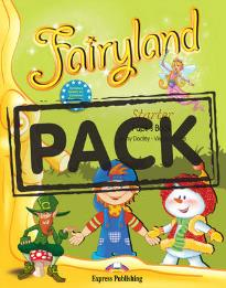 FAIRYLAND STARTER STUDENT S BOOK (+CD+DVD+ieBOOK)