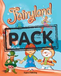 FAIRYLAND 1 STUDENT S BOOK (+CD+DVD+ieBOOK)
