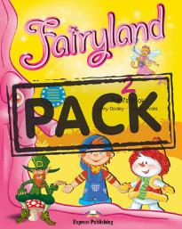 FAIRYLAND 2 STUDENT S BOOK (+CD+DVD+ ieBOOK)